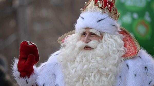 В Саратов приехал дед Мороз из Великого Устюга