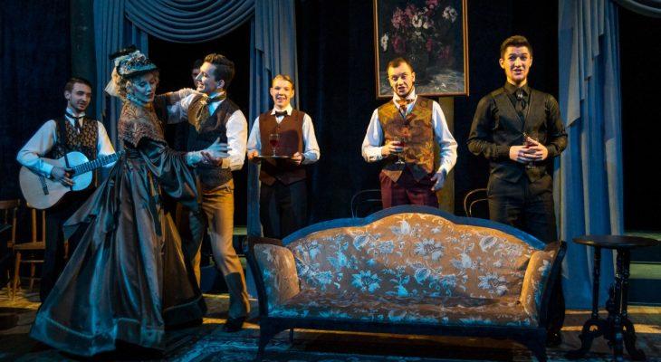 1 декабря ТЮЗ покажет шекспировскую «Бурю», а оперный театр – рождественского «Щелкунчика»