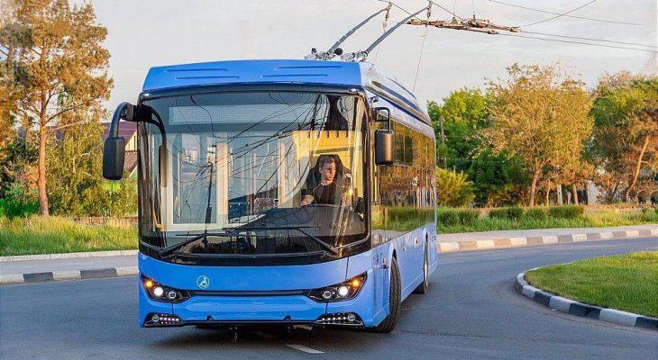 В Саратове часть троллейбусов заменят электробусами