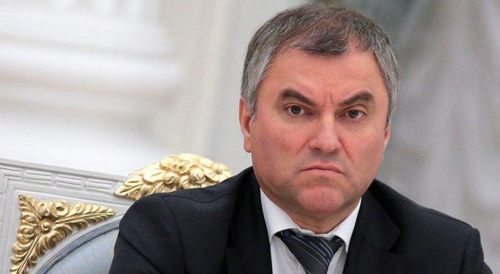 Володин отчитал региональные власти за отсутствие строительных работ по проекту траволатора в аэропорту Гагарина