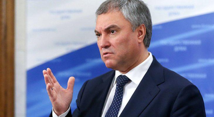 Вячеслав Володин требует ускорить комплектование необходимого количества бригад скорой помощи